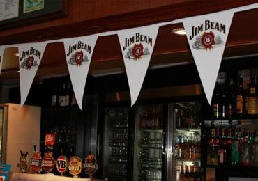 Bespoke Bunting Flags