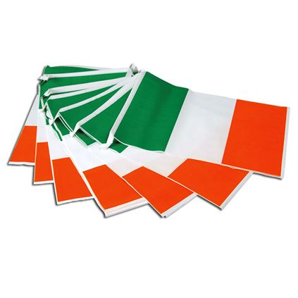 St.Patricks Bunting Flags and Pennants