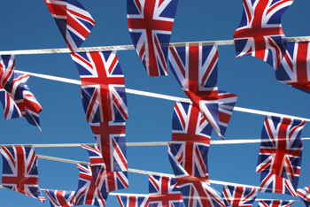 Bunting for National Events